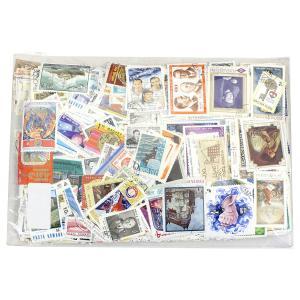 東ヨーロッパ切手 3000種3000枚(重複なし)詰め合わせ