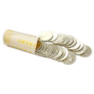 【100円銀貨】ロール出し未使用未洗浄1枚【記念貨幣】|stamp-coin-ebisu