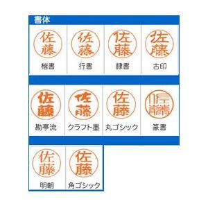 シャチハタ ネーム9 別注品 ハンコ 印鑑 はんこ 送料無料|stamplab|02