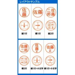 シャチハタ ネーム9 別注品 ハンコ 印鑑 はんこ 送料無料|stamplab|03