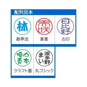 シャチハタ ネーム9 別注品 ハンコ 印鑑 はんこ 送料無料|stamplab|04