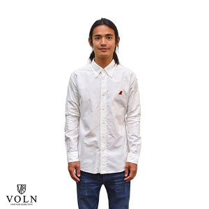 VOLN/Red FIN /BD SHIRTS/WHITE|standardstore