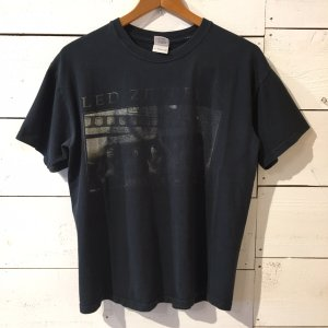 GILDAN / LED ZEPPELIN クルーネックTシャツ / M / USED|standardstore