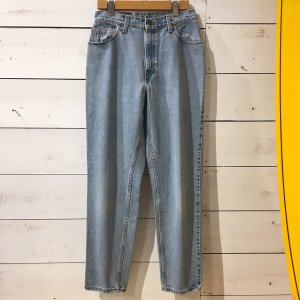 Levi's / USA製 550 RELAXED FIT / USED|standardstore