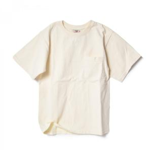 GOODWEAR Pocket TEE OFF WHITE|standardstore