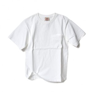 GOODWEAR Pocket TEE WHITE|standardstore