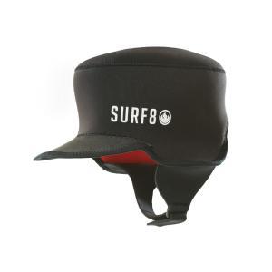 SURF 8 サーフエイト 3ミリ マグマコア起毛 ワークキャップ MAGMA CORE WORK CAP(3mm)80F3C2 standardstore