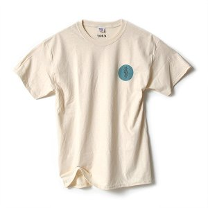 ARENAL × VOLN T-SHIRT B / NATURAL|standardstore