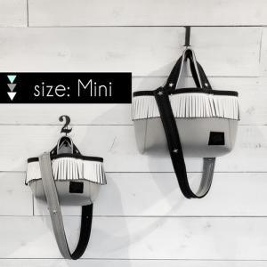[限定数販売・mini] LOZZ SANDRA × STANDARD STORE W ネームトート|standardstore