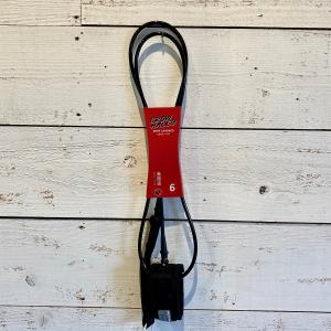 【CROW HALEY Surf leash】 MADE IN USA / REGULAR DOBLE SWIVEL 6ft|standardstore
