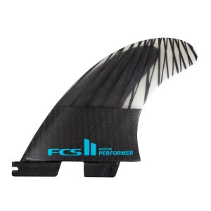 FCS2 フィン エフシーエス2 PERFORMER PC CARBON TRI FINS 3サイズ トライフィン ショートボード フィン 3本セット Performance Core Carbon standardstore