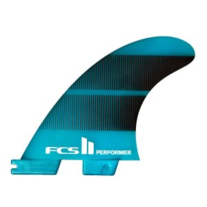 FCS2 フィン エフシーエス2 PERFORMER ネオグラス TRI FINS 4サイズ トライフィン ショートボード フィン 3本セット Neo Glass|standardstore