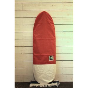 Green Fuz /Burnt 7'0