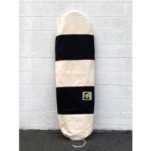 GREEN FUZ BOARD BAG / CELL BLOCK / 6'0