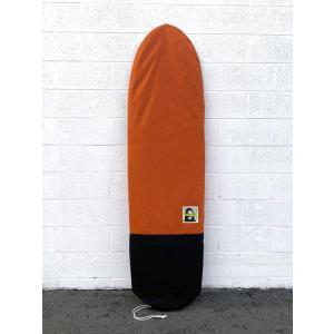 "GREEN FUZ BOARD BAG / Spaceman / 6'0"" / 7'0"