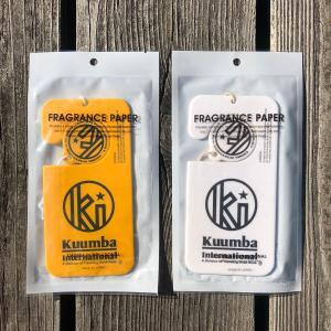 KUUMBA INTERNATIONAL(クンバインターナショナル)FRAGRANCE PAPER HAPPY|standardstore