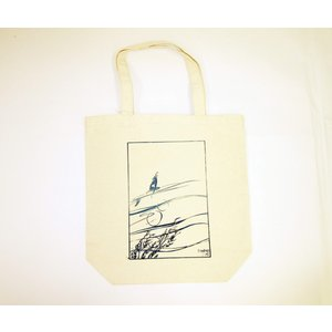 森-温(MORIHARU)× STANDARD STORE / ECO TOTE BAG / MEDIUM|standardstore