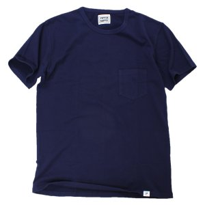 PIPPEN SUPPLY - STANDARD POCKET T-SHIRT(NAVY)|standardstore