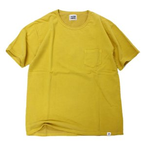 PIPPEN SUPPLY - STANDARD POCKET T-SHIRT(YELLOW)|standardstore