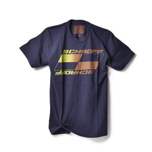 SCHROFF/Tシャツ/GRADATION/T-SHIRT/NAVY|standardstore