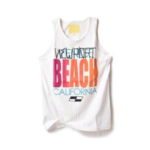 SCHROFF/タンクトップ/VENICE BEACH/TANK TOP|standardstore