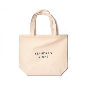 STANDARDSTORE LOGO Eco Bag L|standardstore