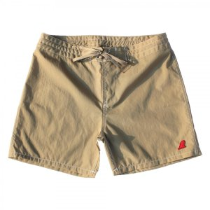 VOLN / RED FIN BOARDSHORTS / BEIGE|standardstore