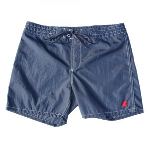 VOLN / RED FIN BOARDSHORTS / NAVY|standardstore