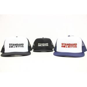 STANDARD STORE × ORIGINAL MESH CAP(LOGO)|standardstore