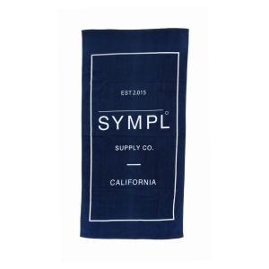 SYMPL° N°1 Beach Towel|standardstore