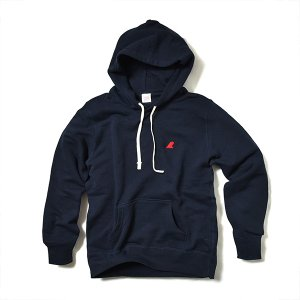 VOLN / PULLOVER PARKA / RED FIN / DEEP NAVY|standardstore