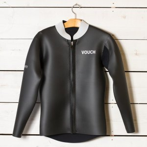 "Vouch Wet Suits""SKIN JACKET"""