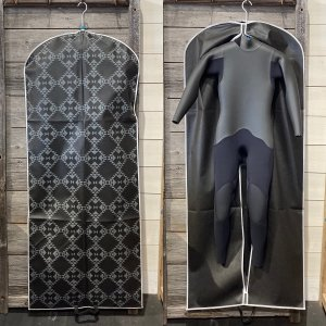 WET SUITS COVER ウエット スーツ カバー ウェツトスーツ保管用カバー|standardstore