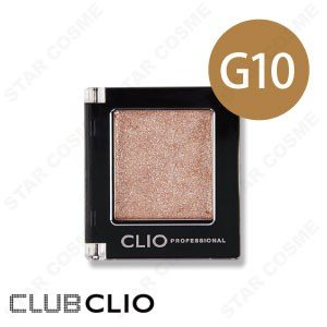 【CLIO】プロシングルシャドウ PRO SINGLE SHADOW G10