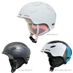 17-18 アルピナ  SNOW MYTHOS a9062 3Dフィット対応 ヘルメット スキー  alpina スノーメイトス ダイヤル式調整でジャストフィット|star-custom