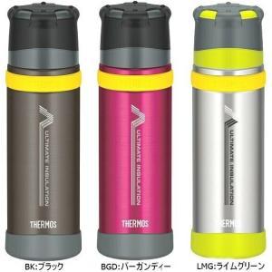 THERMOS(サーモス) 真空断熱ステンレスボトル 0.5L FFX-500  山専ボトルから進化して新登場 水筒/|star-custom