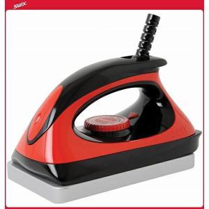 16-17 SWIX   ワクシングアイロンエコノミー T77100J  スウィックス 手軽にホットワクシングが可能 スキー メンテナンス●●|star-custom