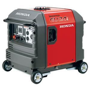 (予約商品) 防災 ホンダ 発電機 EU24i-JNA3 インバーター発電機 (車輪あり)|star-fields