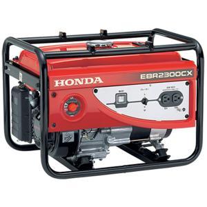 ホンダ発電機 .EBR2300CX-NKH. スタンダード発電機(60Hz・試運転・オイル充填)|star-fields