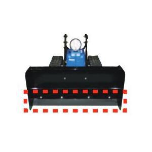 ササキ除雪機 オプション オスーノER-800,ER-801用 ゴムスクレーパー .er-801-option2. star-fields