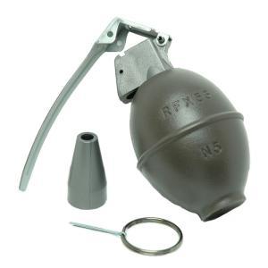 手榴弾型6mmBB弾ボトル M26A1 レモン型|star-gate