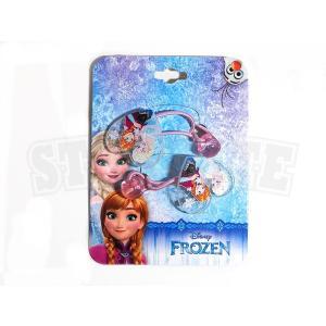 ディズニー アナと雪の女王 ヘアゴム 2本入り メール便送料無料 (代引き不可、他商品との同梱不可)|star-gate