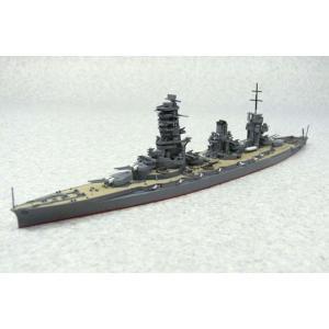 アオシマ プラモデル 日本海軍戦艦 山城 1944 リテイク 1/700 ウォーターライン 戦艦 No.126 star-gate
