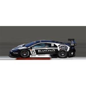 アオシマ プラモデル 1/24 スーパーカーシリーズ No.14 ランボルギーニ ムルシエラゴ R-SV 2010GT1 Spa #25 star-gate