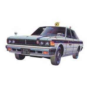 アオシマ プラモデル 1/24 ザ・ベストカーGT No.64 430セドリックセダン 200STD 個人タクシー star-gate