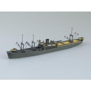 アオシマ プラモデル 1/700 ウォーターライン No.563 日本海軍特設水上機母艦 國川丸 star-gate