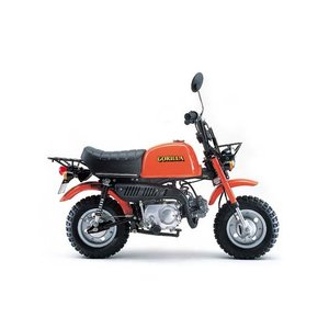 Aoshima 1//12 Honda Z50J-III Gorilla 1978 # 048788