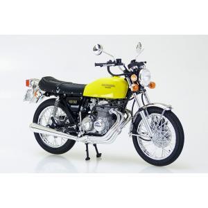 アオシマ プラモデル 1/12 バイク No.30 ホンダ CB400FOUR-I・II 398cc