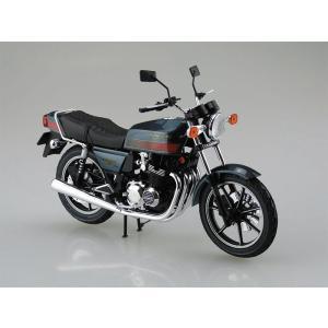 アオシマ プラモデル 1/12 バイク No.46 カワサキ Z400FX E4