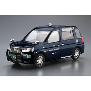 1/24 ザ・モデルカー No.SP トヨタ NTP10 JPNタクシー '17 国際自動車仕様|star-gate
